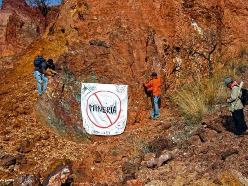 Proyecto minero en Chimalapa sigue vigente:Defensores de la Selva
