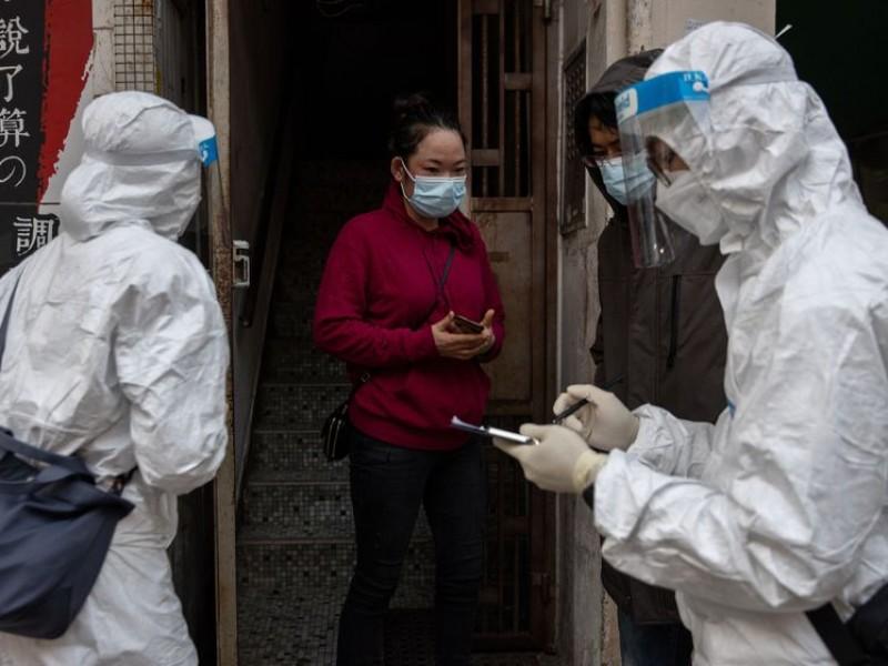 Prueba antiCovid vía anal obligatoria para quienes viajen a China