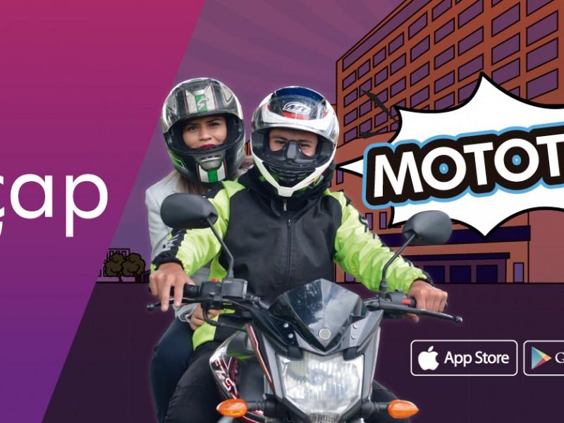 Prueba piloto para Moto taxis en Querétaro