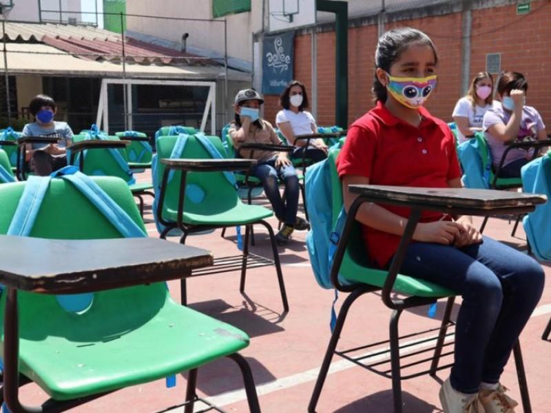 Pruebas masivas propone Castellón ante el regreso a clases