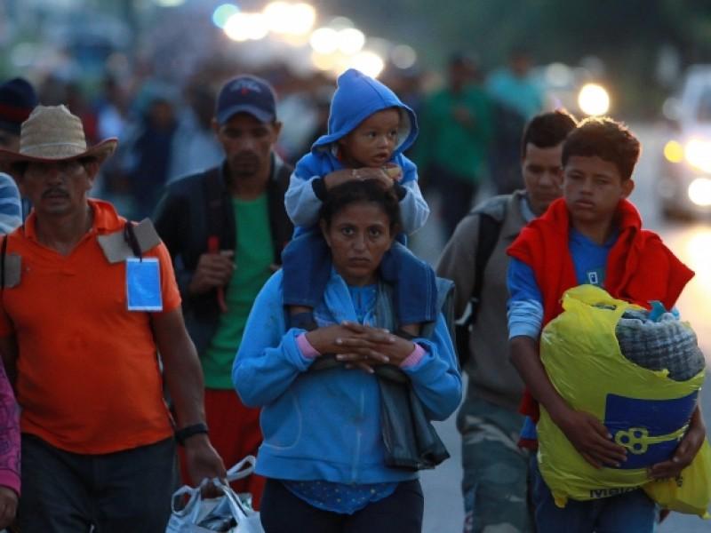 PT pide garantizar derechos humanos de migrantes