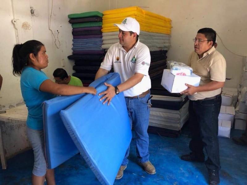 Publican declaratoria de desastre para Villacomaltitlán