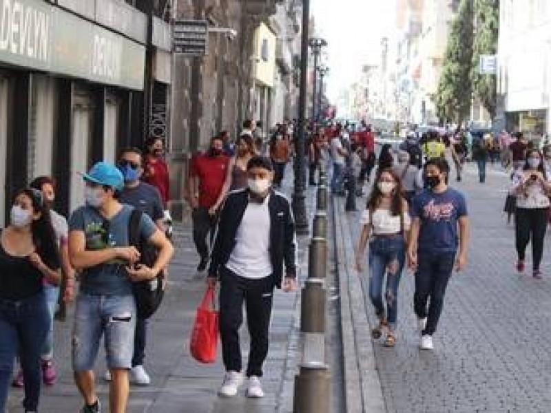 Puebla está lejos de alcanzar la inmunidad comunitaria COVID