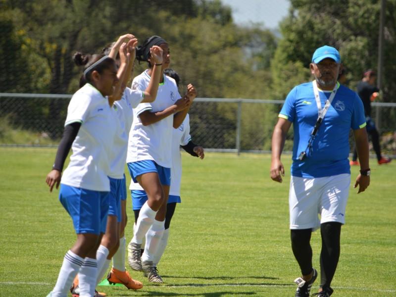 Puebla femenil, a mantenerse con vida en la liga
