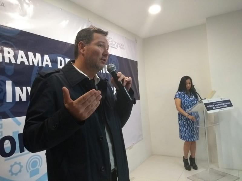 Puebla, líder nacional en registro de patentes académicas