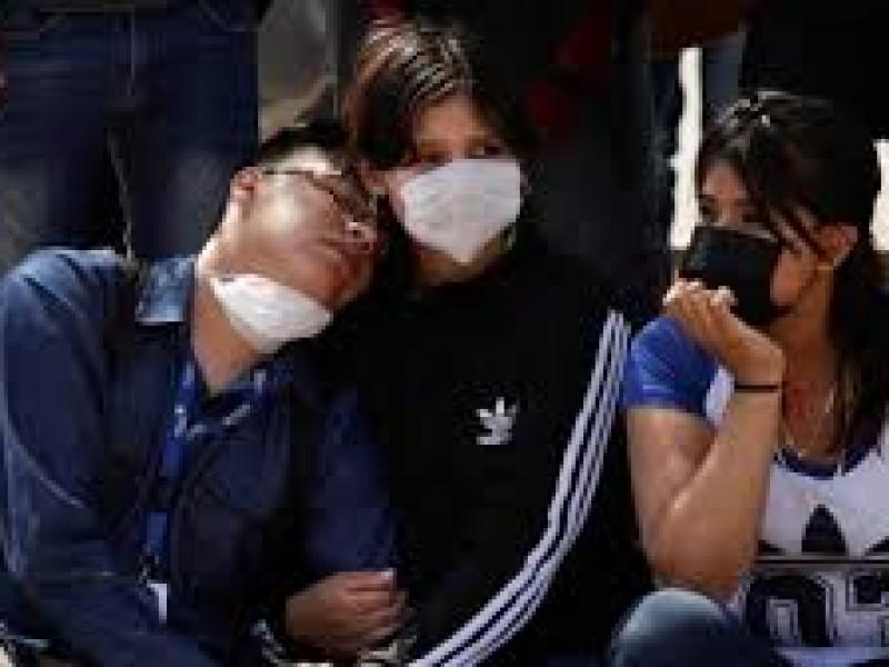 Puebla pasa de amarillo a naranja en semáforo epidemiológico COVID