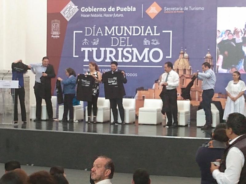 Estado de Puebla, primer lugar nacional de turismo