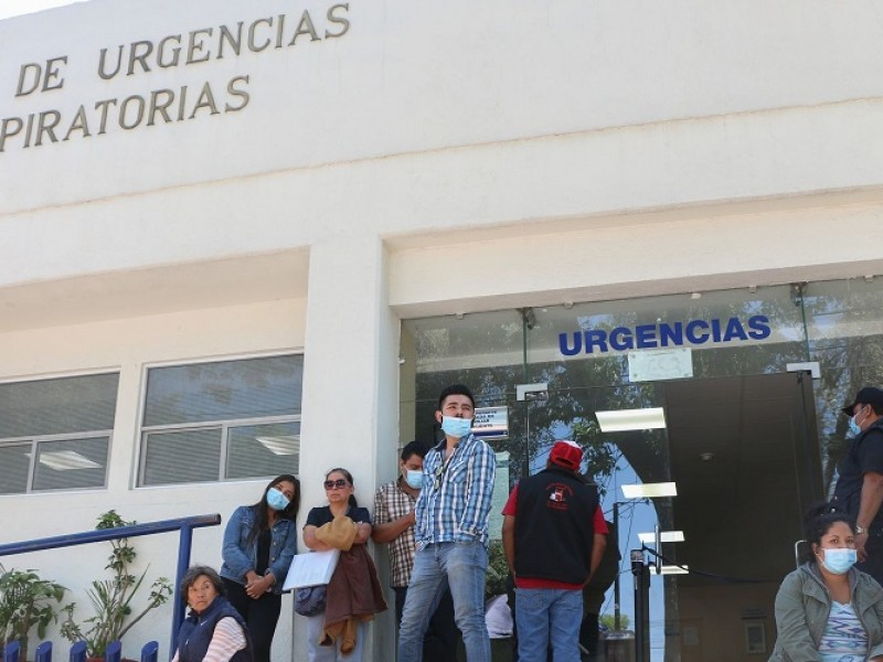 Puebla registra 134 casos positivos COVID19 el fin de semana