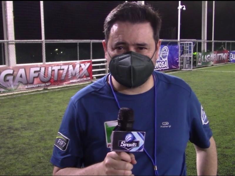 Puebla y Tlaxcala Competirán en la Renombrada Liga Fut7 MX