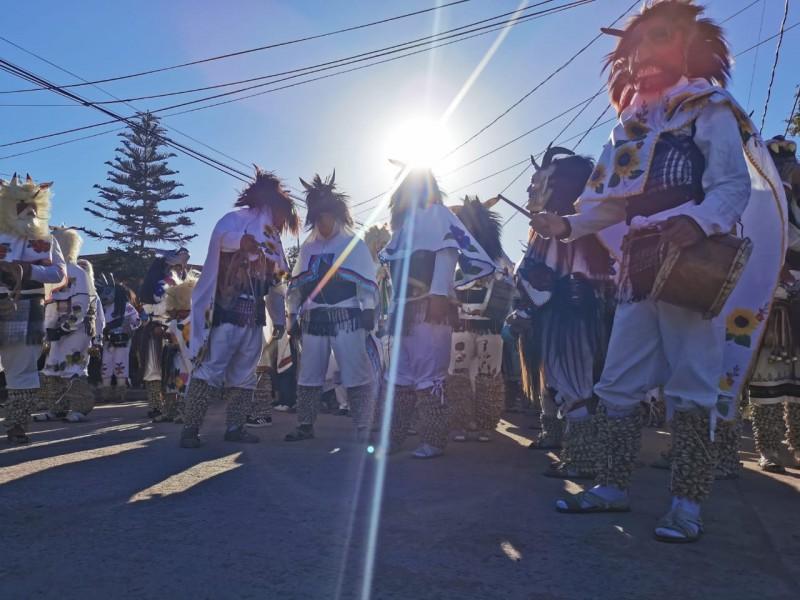 Pueblo Mayo-Yoreme realiza primer Conti de la temporada