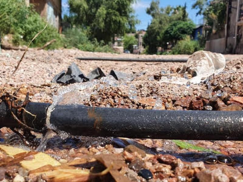 Puede caer Nogales en emergencia por falta de agua