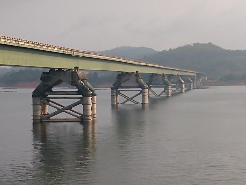 Puente Chiapas presenta afectaciones, pero no para colapsar