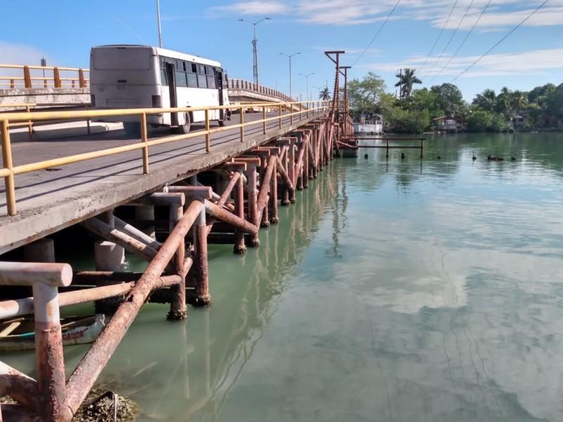 Puente de Tampamachoco Necesita Rehabilitación