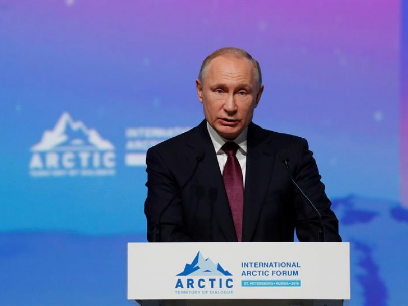 Putin dice Rusia ratificará el Acuerdo de París