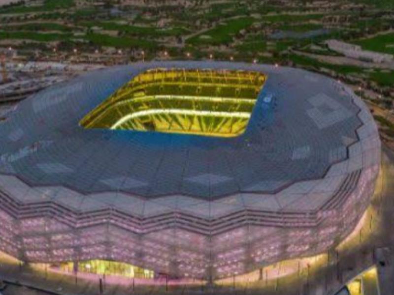 Qatar inaugura nuevo estadio para mundial del 2022