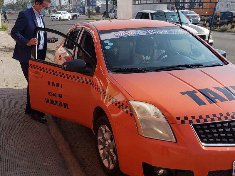 QROTaxi, la app para solicitar servicio de taxi