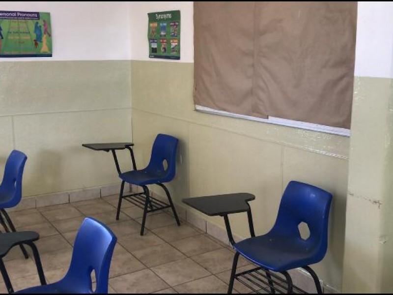 ¿Qué acciones implementan los colegios privados durante la enseñanza?