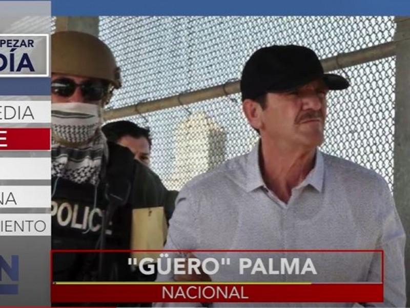 ¿Qué pasó con el Güero Palma este lunes?