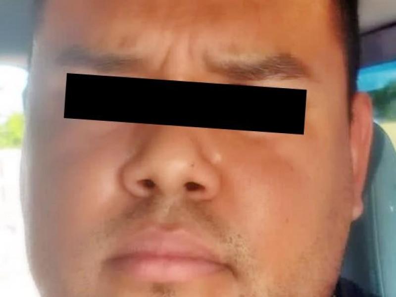 Queda imputado y en prisión preventiva Policía activo de Cajeme