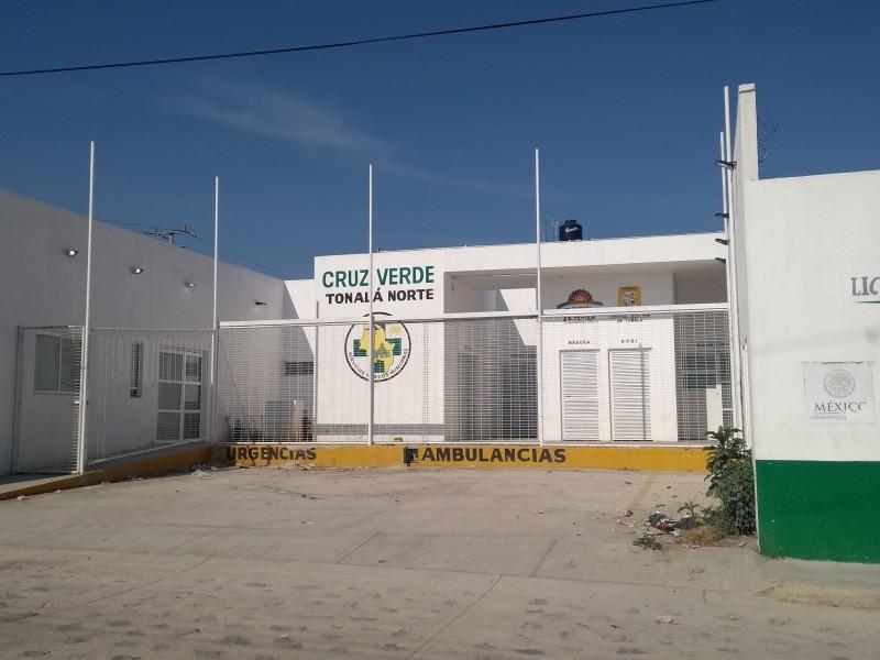 Queda Tonalá sin ambulancias, municipios vecinos brindan apoyo