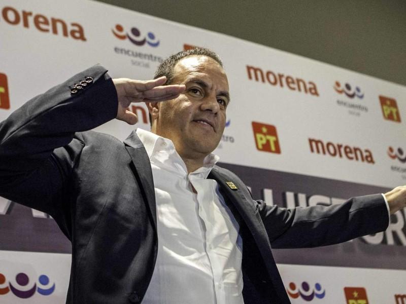 Queja contra Cuauhtémoc Blanco es infundada; INE