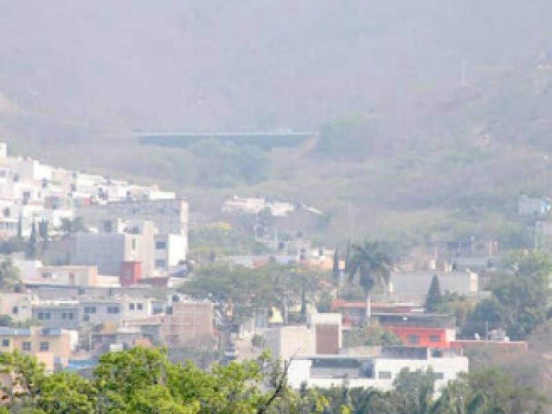 Quemas principal contaminante del aire