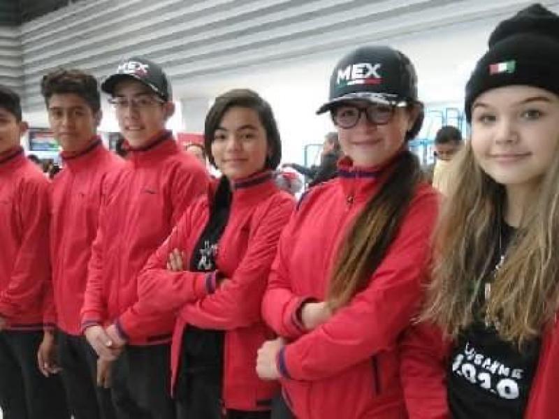 Queretanos viajan a Suiza para olimpiadas