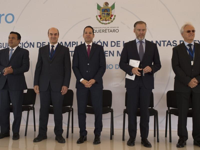 Querétaro , 4° destino de inversión aeronáutica; FDS