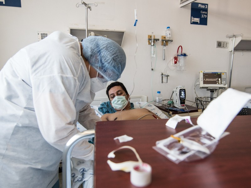 Querétaro alcanza los 37 mil 345 casos de COVID-19