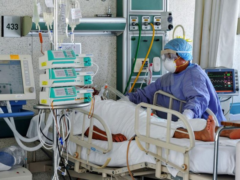 Querétaro con 53 mil 245 casos de COVID-19