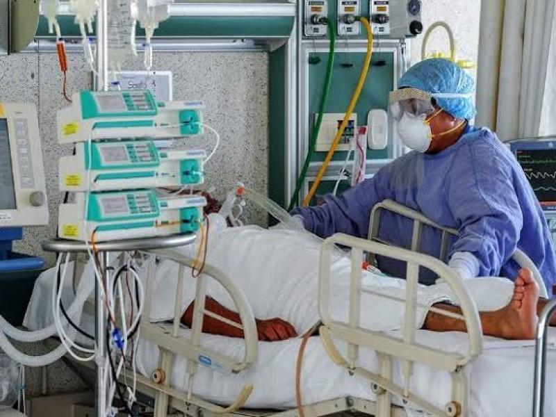 Querétaro con mil 329 casos de enfermedad COVID-19
