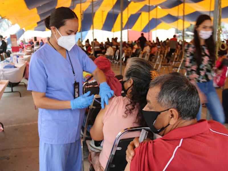 Querétaro llega a el 91% en personas inmunizadas por covid-19