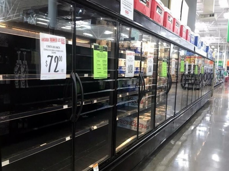 Querétaro se queda sin cerveza: CANACO