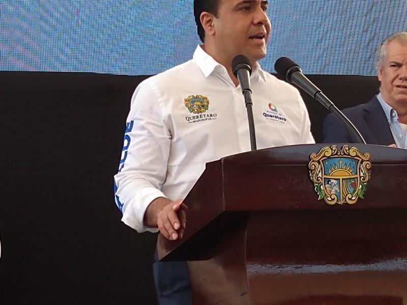 Querétaro tendrá 500 cámaras de vigilancia más