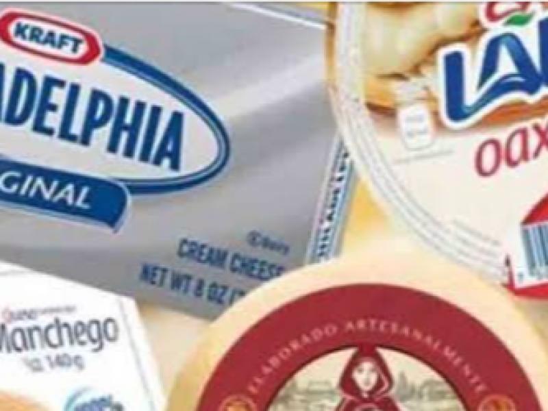Quesos y yogurt, son retirados de la venta al público
