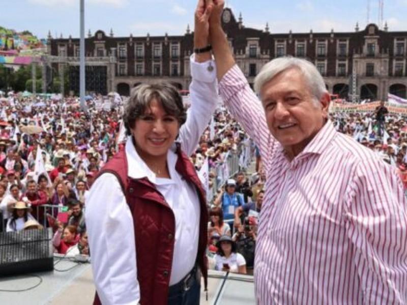 ¿Quién es Delfina Gómez?
