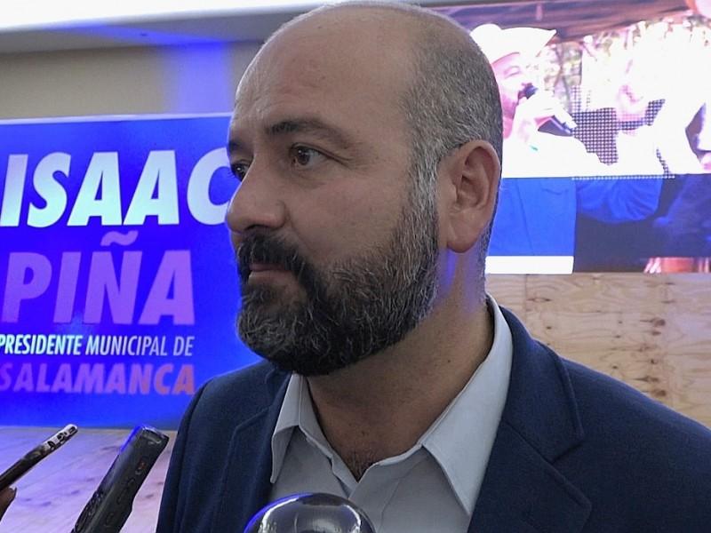 Quien haya incurrido en corrupción tendrá que pagar: Isaac Piña