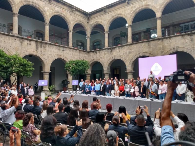 Quieren Jalisco libre de violencia hacia las mujeres