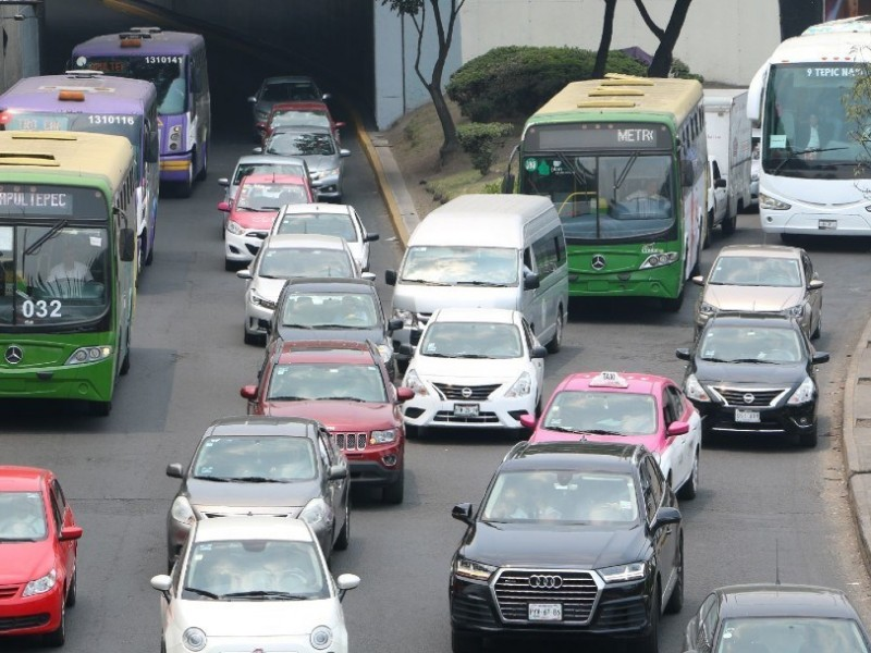 Quinto sábado de mes... ¿Qué vehículos circulan mañana?