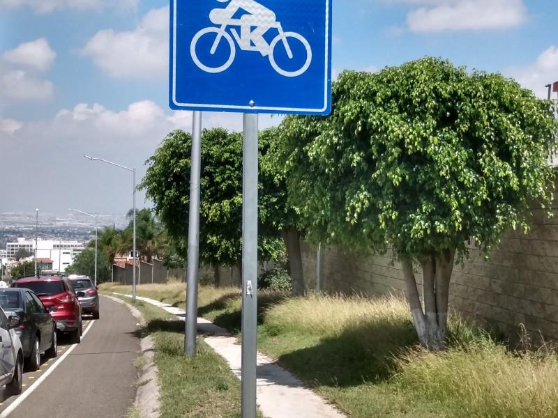 Quitarán ciclovías que no se utilicen