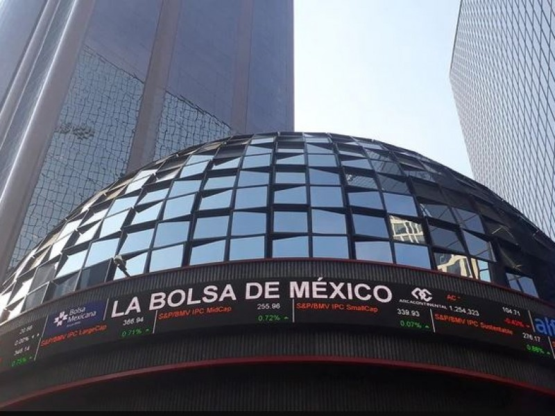 Racha positiva para la Bolsa Mexicana de Valores