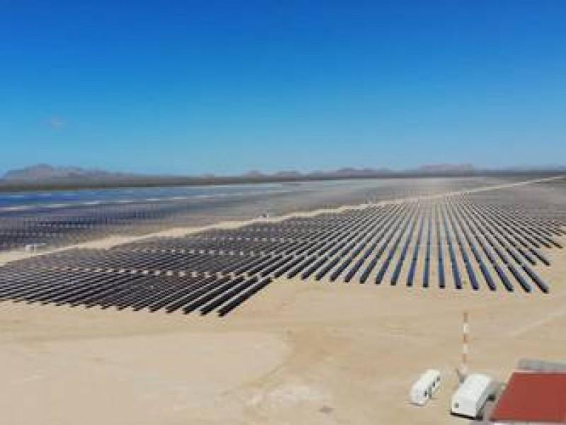 Radiación solar de Sonora puede abastecer de energía a México
