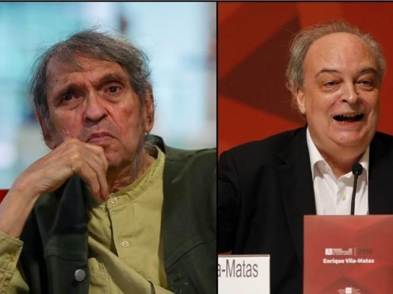 Rafael Cadenas y Vila-Matas,  figuran para el premio Cervantes