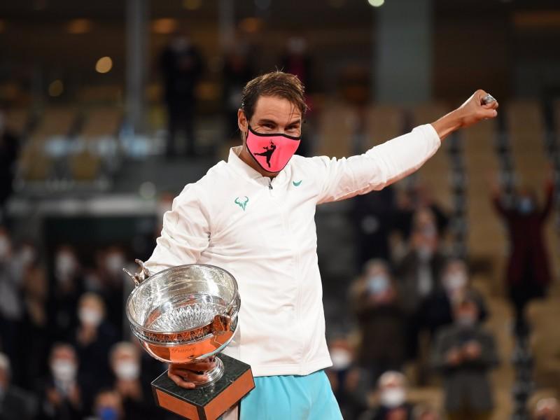 Rafael Nadal el rey del Roland Garros