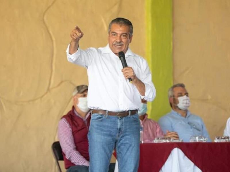 Ratifica IEM retirar registro de candidatura a Raúl Morón