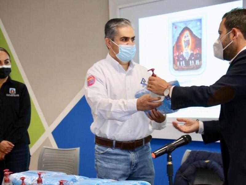 Ratifican a Flores López como presidente de la Canacozac