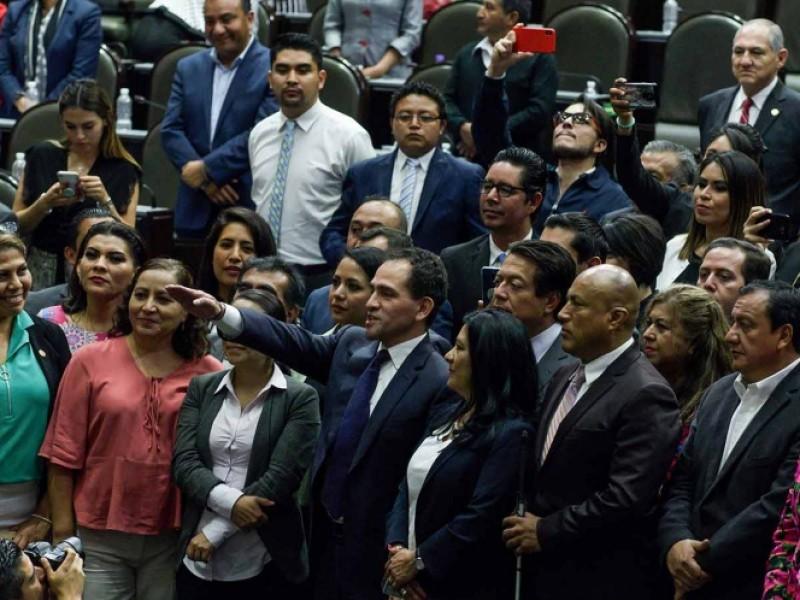 Ratifican a Herrera en la Cámara de Diputados