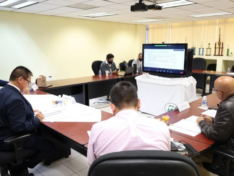 Ratifican como nuevo rector de la UTN a Cuauhtémoc Martínez