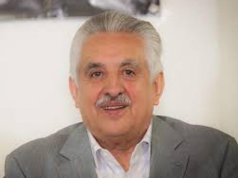 Raúl Bolaños, nuevo coordinador parlamentario