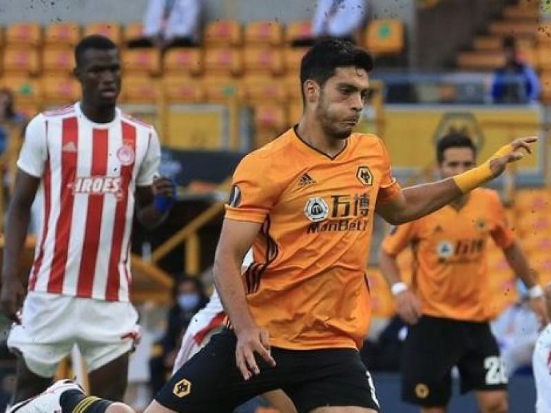 Raúl Jiménez anota para triunfo del Wolverhampton